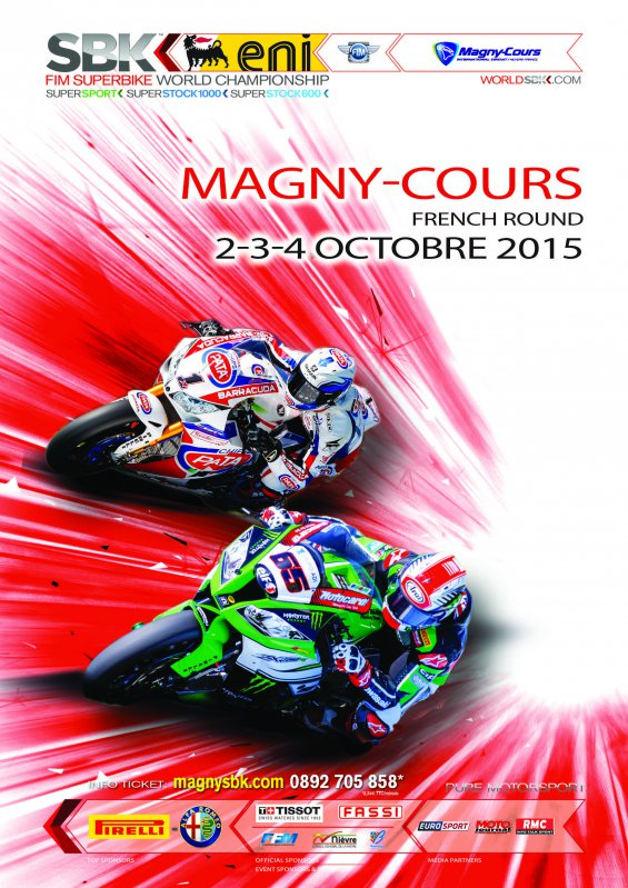 affiche magnycours